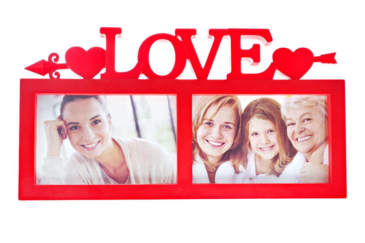 """Foto rāmis """"LOVE"""""""