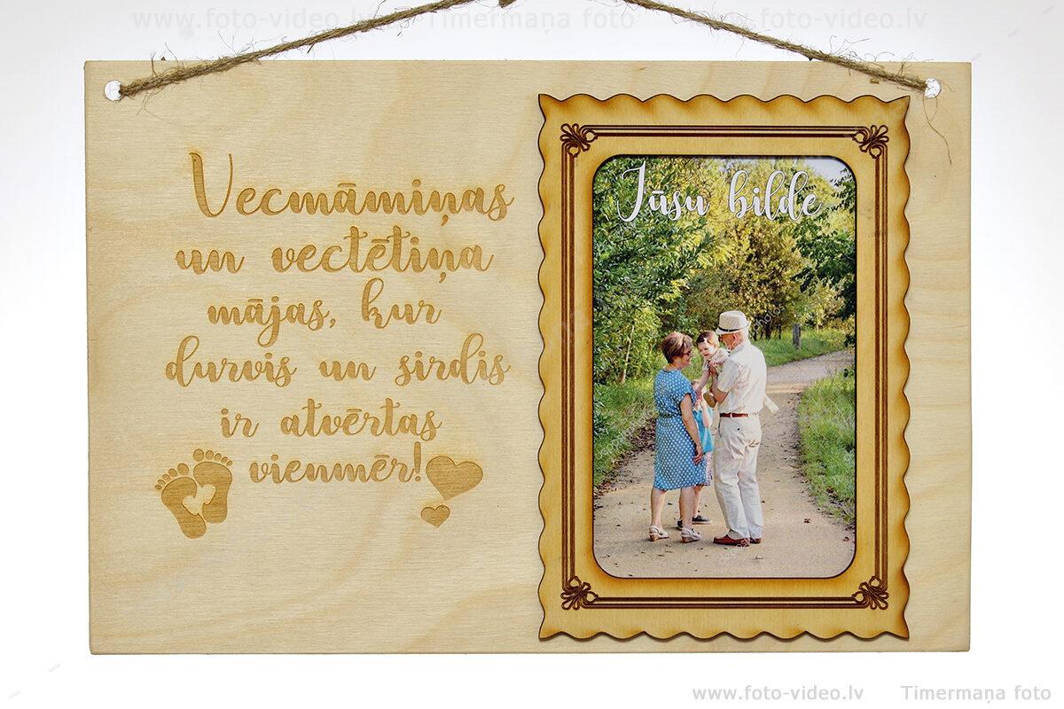 Vecmāmiņas un vectētiņa mājas, kur durvis un sirdis ir atvērtas vienmēr!