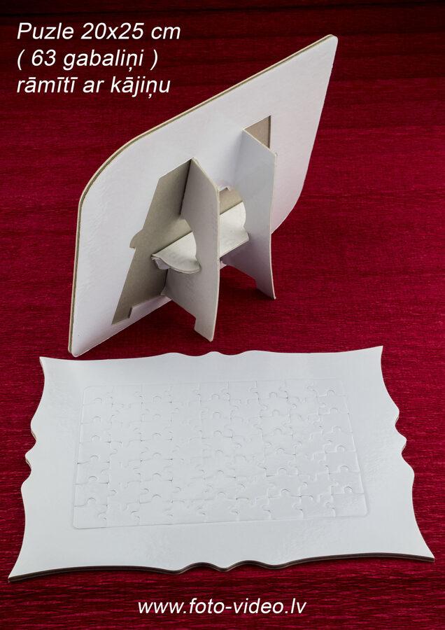 Foto puzles izgatavošana