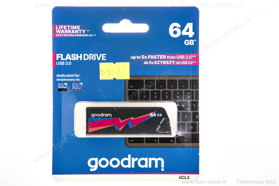 USB flash Goodram 64GB 3.0