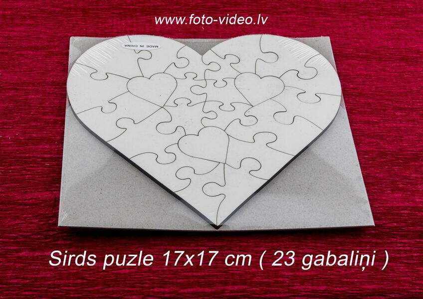 Foto puzles izgatavošana.