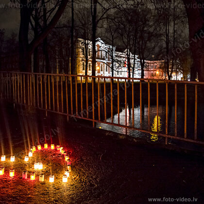 18. novembris 2020. gads. Jelgavas pils
